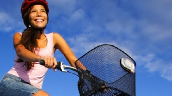 Stay Fit By Cycling During Periods